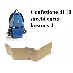 SACCHETTO FILTRO CARTA KOSMOS 4