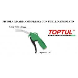 PISTOLA AD ARIA COMPRESSA CON UGELLO ANGOLATO 100mm
