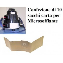 FILTRO CARTA ASPIRAPOLVERE MICRO SOTECO FTDP00307